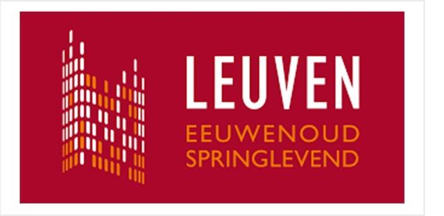 logo stad Leuven